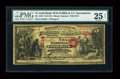 Sacramento, CA - $5 1872 Fr. 1138 The National Gold Bank of D O Mills & Co. Ch. # 2014