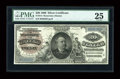 Large Size:Silver Certificates, Fr. 314 $20 1886 Silver Certificate PMG Very Fine 25....