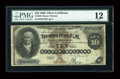 Large Size:Silver Certificates, Fr. 289 $10 1880 Silver Certificate PMG Fine 12....