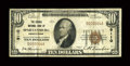 National Bank Notes:Pennsylvania, Spartansburg, PA - $10 1929 Ty. 1 The Grange NB Ch. # 9110. ...