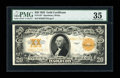 Large Size:Gold Certificates, Fr. 1187 $20 1922 Gold Certificate PMG Choice Very Fine 35....