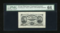 Fractional Currency:Third Issue, Fr. 1275SP 15c Third Issue PMG Choice Uncirculated 64....