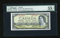 Canadian Currency: , BC-33b $20 1954.. ...