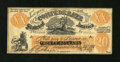 Confederate Notes:1861 Issues, XX-1/C1 Female Riding Deer Bogus Note.. ...