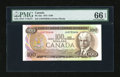 Canadian Currency: , BC-52a $100 1975.. ...