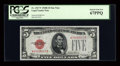 Small Size:Legal Tender Notes, Fr. 1527* $5 1928B Legal Tender Note. PCGS Superb Gem New 67PPQ.. ...