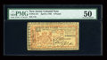 Colonial Notes:New Jersey, New Jersey April 8, 1762 £6 PMG About Uncirculated 50....