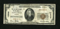 National Bank Notes:Missouri, Saint Louis, MO - $20 1929 Ty. 1 The American Exchange NB Ch. #12506. ...