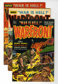 Golden Age (1938-1955):War, Warfront File Copies Group (Harvey, 1951-54) Condition: AverageFN/VF.... (Total: 22 Comic Books)