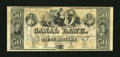 Obsoletes By State:Louisiana, New Orleans, LA- New Orleans Canal & Banking Company $50. ...
