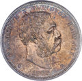 Coins of Hawaii, 1883 $1 Hawaii Dollar MS63 PCGS....