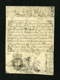 Colonial Notes:Rhode Island, Rhode Island July 5, 1715 Redated 1737 4s/6d Cohen Reprint AboutNew....