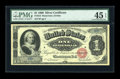 Large Size:Silver Certificates, Fr. 215 $1 1886 Silver Certificate PMG Choice Extremely Fine 45 EPQ....