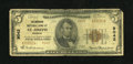 National Bank Notes:Missouri, Saint Joseph, MO - $5 1929 Ty. 2 The American NB Ch. # 9042. ...