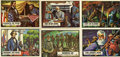 "Non-Sport Cards:General, 1962 Topps ""Civil War News"" Complete Set (88)...."