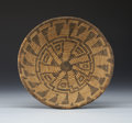 American Indian Art:Baskets, A WESTERN APACHE COILED BOWL. c. 1900...