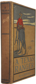 Books, N. A. Jennings. A Texas Ranger. New York: Charles Scribner'sSons, 1899. First edition....