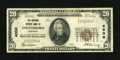 National Bank Notes:Kentucky, Owensboro, KY - $20 1929 Ty. 1 The National Deposit Bank Ch. #4006. ...