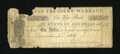 Obsoletes By State:Arkansas, (Little Rock), AR- Arkansas Treasury Warrant $1 Dec. 6, 1861. ...