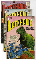 Silver Age (1956-1969):Adventure, Blackhawk Group (DC, 1953-61).... (Total: 18)