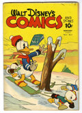 Golden Age (1938-1955):Cartoon Character, Walt Disney's Comics and Stories #29 (Dell, 1943) Condition:VG+....