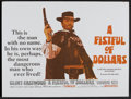 """Movie Posters:Western, A Fistful of Dollars (United Artists, 1967). British Quad (30"""" X 40""""). Western...."""