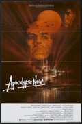 """Movie Posters:War, Apocalypse Now (United Artists, 1979). One Sheet (27"""" X 41"""").War...."""