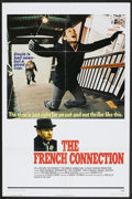 """Movie Posters:Action, The French Connection (20th Century Fox, 1971). One Sheet (27"""" X41""""). Action...."""
