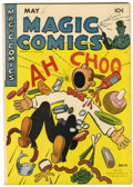 "Golden Age (1938-1955):Miscellaneous, Magic Comics #70 ""D"" Copy pedigree (David McKay Publications, 1945) Condition: NM-...."