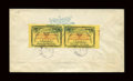 Stamps, Unitrade #CL13a, 1913, 25c Yellow Green. (Used).... (Total: 1 Misc)