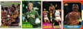 Basketball Cards:Lots, 1981-82 - 1987-88 Basketball Card Collection (4). ...
