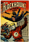 Golden Age (1938-1955):War, Blackhawk #78 (Quality, 1954) Condition: FN....