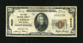 National Bank Notes:West Virginia, Cameron, WV - $20 1929 Ty. 1 The First NB Ch. # 6020. ...