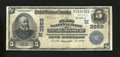 National Bank Notes:Missouri, Nevada, MO - $5 1902 Date Back Fr. 592 The First NB Ch. # (M)3959....