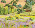 Western:20th Century, WALT GONSKE (American, b. 1942). Along the Rio Chiquito. Oil on canvas. 24 x 30 inches (61.0 x 76.2 cm). Signed lower ri...