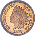 Proof Indian Cents, 1876 1C PR66 Red PCGS....