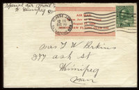 #CLP7, 1927, $1.00 Red. (Used)