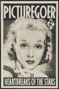 Movie Posters:Adventure, Lili Palmer Promotional Poster (Picturegoer, 1938). British Poster(19.5 X 29.5). Miscellaneous....