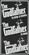 "Movie Posters:Crime, The Godfather (Paramount, 1972). International Three Sheet (41"" X78""). Crime...."