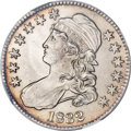 Bust Half Dollars, 1832 50C Small Letters MS63 NGC....