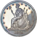 Patterns, 1871 50C Half Dollar, Judd-1114, Pollock-1250, High R.7, PR67 ★ Cameo NGC....