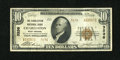 National Bank Notes:West Virginia, Charleston, WV - $10 1929 Ty. 2 The Charleston NB Ch. # 3236. ...