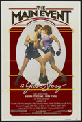 """Movie Posters:Sports, The Main Event (Warner Brothers, 1979). One Sheet (27"""" X 41""""). Sports...."""