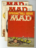 Magazines:Mad, Mad Magazine Group (EC, 1961-74) Condition: Average VG.... (Total:12 Comic Books)