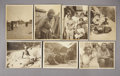 American Indian Art:Photographs, SEVEN PHOTOGRAPHS OF NATIVE AMERICANS. c. 1910. ... (Total: 7Items)