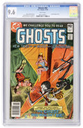 Bronze Age (1970-1979):Horror, Ghosts #82 (DC, 1979) CGC NM+ 9.6 White pages....
