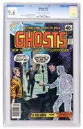Bronze Age (1970-1979):Horror, Ghosts #75 (DC, 1979) CGC NM+ 9.6 Off-white to white pages....
