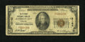 National Bank Notes:Missouri, Jefferson City, MO - $20 1929 Ty. 1 The Exchange NB Ch. # 13142....