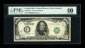 Small Size:Federal Reserve Notes, Fr. 2210-F $1000 1928 Federal Reserve Note. PMG Extremely Fine 40.. ...
