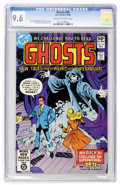 Modern Age (1980-Present):Horror, Ghosts #95 (DC, 1980) CGC NM+ 9.6 Off-white to white pages....